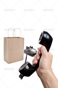 Realistic Graphic DOWNLOAD (.ai, .psd) :: http://realistic-graphics.top/pinterest-itmid-1006728762i.html ... Brown paper shopping bag and telephone ...  bag, brown, buying, call now, calling, carrying, disposable, isolated, paper, paper bag, phone, retail, shopping, shopping bag, telemarketing, telephone, white background  ... Realistic Photo Graphic Print Obejct Business Web Elements Illustration Design Templates ... DOWNLOAD :: http://realistic-graphics.top/pinterest-itmid-1006728762i.html
