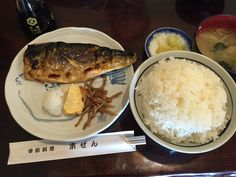 DAIKANYAMA FOODs 末ぜん→さば定食♪