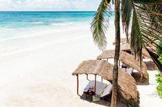 Hotel Esencia – The Rarity of Uniqueness [Tulum] Luxury Beach Resorts, Beach Hotels, Luxury Hotels, Tulum, Seaside Resort, Most Beautiful Beaches, Vogue Australia, White Sand Beach, Discount Travel