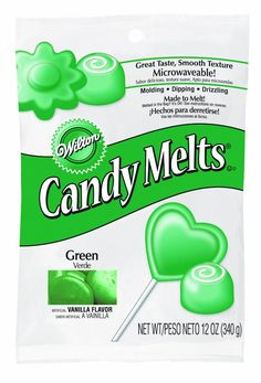Amazon.com: Wilton 1911-1357 Candy Melts, 12-Ounce, Dark Green: Candy Making Supplies: Kitchen & Dining