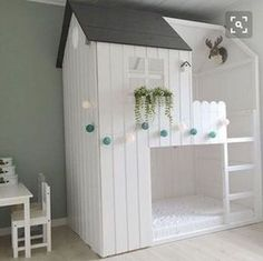 Cool Ikea Kura Beds Ideas For Your Kids Room05