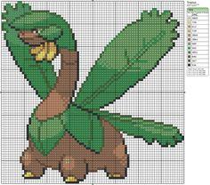 357 - Tropius by Makibird-Stitching.deviantart.com on @DeviantArt