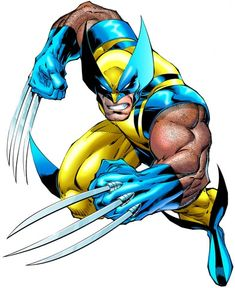 Wolverine with his claw drawn, picture taken from X-men com (Gumbercules9000, 2010)