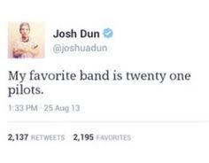 Mine too, Josh.