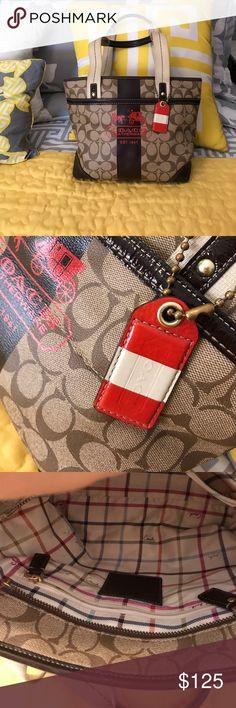 Coach handbag EUC coach handbag Coach Bags Shoulder Bags