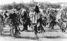 Crazy  Horse , Ghost Dance, 1890