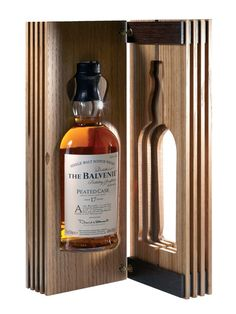 BALVENIE (The) 17 ans Coffret The Peated cask