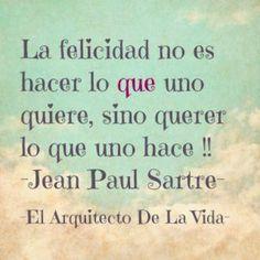 #La felicidad