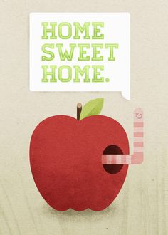 Home Sweet Home $17 @ society6