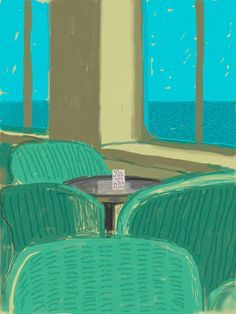 David Hockney (b.1937) | iPad Digital Works