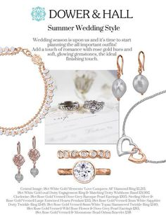 frumpy to funky: Summer Wedding Style by Dower & Hall