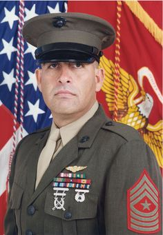 Tribute to Sgt Maj Escobedo, USMC  He passed away a few months after his retirement. He served the Corp for 33 years. Once a Marine, Always a Marine. He taught me some valuable lessons and helped me to understand the true meaning of service to our country. Thank you Sgt Maj. Hooah!