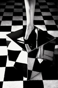 Nadja Bender by Camilla Akrans for Dior Magazine Fall2013