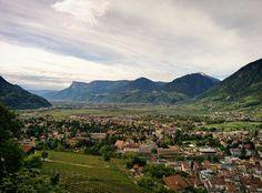 Merano I will miss you!  #merano #italy #italia #sudtirol #instatravel #wanderlust #bellaitalia #blogtroterzy #instanature #igitalia #landscape #wanderung #hiking #blogtroterzy #loveatfirstsight