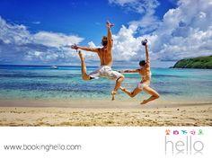 VIAJES EN PAREJA. Viajar con esa persona tan especial en tu vida, te da la oportunidad de olvidarte del mundo, compartir momentos únicos y descubrir nuevos lugares juntos. En Booking Hello te invitamos a conocer nuestros packs all inclusive, para que se escapen a una aventura en el Caribe en las playas de República Dominicana. Te invitamos a consultar toda la información en nuestra página web, para que juntos elijan el pack que más les agrade. #viajesenparejalcaribe