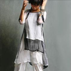 layered tunic