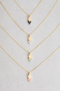 Lovoda - Queen of Diamonds Stone Necklace, $20.00 (http://www.lovoda.com/queen-of-diamonds-stone-necklace/)