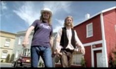 Still-shot of Ronnie (L) from a video in this tribute: http://1057thehawk.com/remembering-ronnie-van-zant/