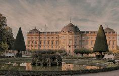 ghostlywatcher:   Würzburg Residence. Germany