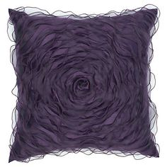 Ultra-fem Hollywood pillow adds totally glamorous flair. $49.95