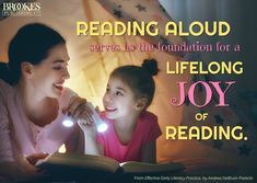 Read out loud to a child you love tonight. Speech Language Pathology, Speech And Language, Columbia College, Early Literacy, Read Aloud, Out Loud, Early Childhood, Grammar, Reading