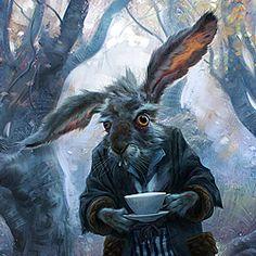 Die 61 Besten Bilder Von Märzhase Alice Im Wunderland