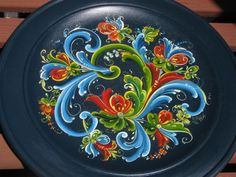 Ever heard of Norwegian Rosemaling? This beautiful art form comes from Norway and has its roots in religious art forms dating back to the Renaissance. Free-flowing and dynamic, the Rosemaling from …