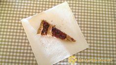 Crostata con marmellata piccante: ricetta integrale e senza zucchero