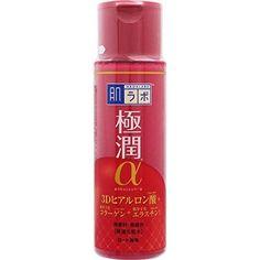 ROHTO Hada Labo Gokujyun α 3D Hyaluronic Acid Lotion Aging Care 170ml F/S #HadaLabo