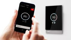 Nefit Easy / VanBerlo carried out the product and interface design for Nefit Easy; a user-friendly, smart thermostat for the home. Easy allows users to operate their thermostat from their phone or tablet – no matter where they are.