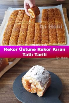Cake Recipes, Dessert Recipes, Delicious Desserts, Yummy Food, Turkish Breakfast, Biscuits, Turkish Recipes, Coffee Cake, Chocolate Cake