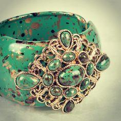 Coleção Outono/Inverno 2013   Bracelete Lalibela #vintage #bangkok #jewelry #style