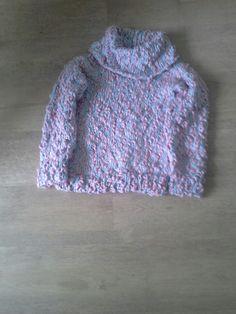 Blusão de tricô