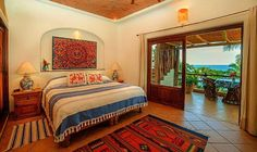 Another suite with terrace and ocean view  #homeaway #mexico