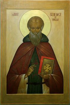 March 21.--ST. BENEDICT, Abbot. Butlers saint of the day