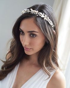 Diligent Bridal Hair Vine Jewelry Handsome Appearance Engagement & Wedding