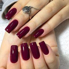 Top esmaltes que toda a manicure deveria ter - Portal Dicas Sexy Nails, Classy Nails, Stylish Nails, Trendy Nails, Cute Nails, Perfect Nails, Gorgeous Nails, Magenta Nails, Elegant Nails