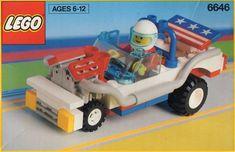 6646-1: Screaming Patriot | Brickset: LEGO set guide and database