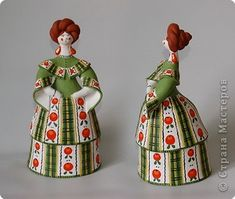 Игрушка Лепка Дымковская игрушка Глина Doll Toys, Dolls, Traditional Toys, School Art Projects, Porcelain Clay, Russian Art, Bottle Art, Handicraft, Art Inspo