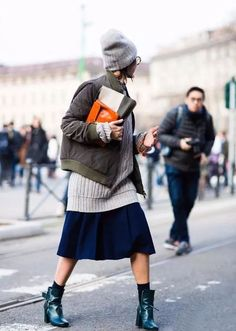 Ankle Boots Casual For Women Ankle Boots For Women Low Heel Daily Fashion, Fashion Moda, Look Fashion, Winter Fashion, Fashion Trends, Net Fashion, Trendy Fashion, Fashion Ideas, Street Chic