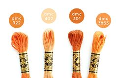 DMC embroidery floss color palette combination idea with an ice cream flavor! DMC embroidery floss color palette combination idea with an ice cream flavor! Thread Bracelets, Embroidery Bracelets, Dmc Embroidery Floss, Embroidery Patterns, Cross Stitch Floss, Diy Friendship Bracelets Patterns, Halloween Cross Stitches, Bracelet Crafts, Embroidery Techniques