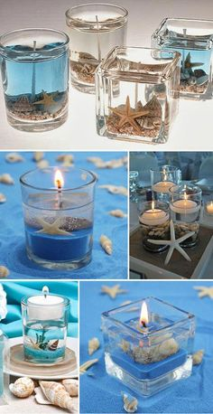 Ideas for diy candle wedding centerpieces stunning beach themed candle wedding favors diy candle wedding centerpieces ideas Wedding Favors And Gifts, Inexpensive Wedding Favors, Candle Wedding Favors, Cheap Favors, Beach Wedding Favors, Personalized Wedding Favors, Wedding Ideas, Candle Favors, Wedding Rings