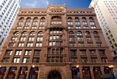 Designed by Burnham & Root with a lobby from Frank Lloyd Wright, the Rookery Building is one of the city's most treasured architectural gems. The building is both a Chicago and national landmark and appears much as it did after Wright remodeled the lobby.