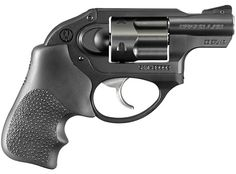 Ruger® LCR® Double-Action Revolver Models. a really nice gun, I carry it all the time, and really a joy to shoot. Recoil in nothing,, beause of the Hogue cushioned grip.