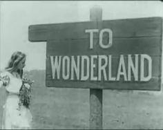 alice in wonderland, gif, wonderland
