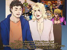 Jojo's Bizarre Adventure Anime, Jojo Bizzare Adventure, Jojo Movies, The White Album, Animes On, Memes, Jojo Parts, Jojo Anime, Paisley Park