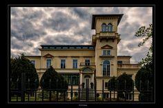 Die Villa von Ulli Schmidt