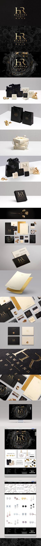 Brand identity for Hawkins & Rose Ltd