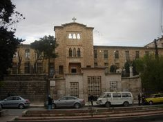 George Salem church Aleppo