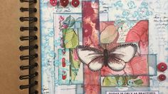 Art Journal Prompts Week 17 - Magazine Clippings (Daphne's Diary)